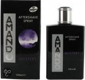 Amando Mystery for Men - 100 ml - Aftershave spray