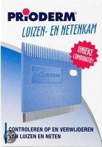 Prioderm luizen&netenkam 1 st