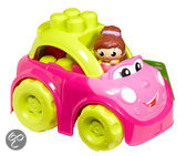 Mega Bloks Lil' Vehicle Catie Convertible
