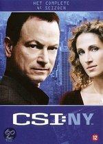 CSI: New York - Seizoen 4