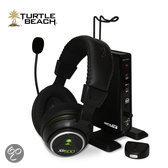 Turtle Beach XP500 Wireless 7.1 Virtueel Surround Gaming Headset - Zwart (Xbox One + Xbox 360 + PS3)