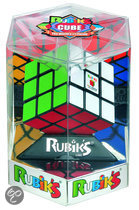 Rubik's Cube Silver Edition