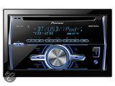 Pioneer FH-X700BT - Autoradio - Zwart