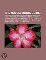 1912 Novels (Book Guide)