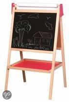 Schoolbord-Magnetisch Whiteboard - Ezel