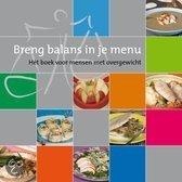Breng balans in je menu Kruk-Koster, I.E.A. van der