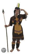Indiaan - Kostuum - Maat 128/140