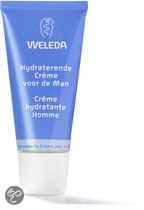 Weleda Hydraterende Crème Men - Dagcrème