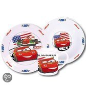 Disney Cars Serviesset - 3-delig