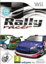 Rally Racer + Steering Wheel