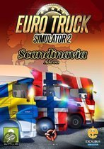 Euro Truck Simulator 2 (Scandinavia Add-on)