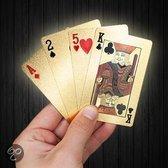 Speelkaarten - Goud