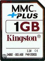Kingston MMC card plus 1 GB