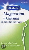 Bional Magnesium+Calcium - 40 capsules