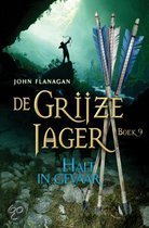 De Grijze Jager - boek 9: Halt in gevaar