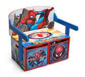 3-in-1 bank omklapbaar Spiderman