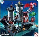 Playmobil Zwarte Drakenburcht - 4835