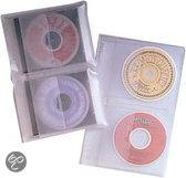 Fellowes CD/DVD ringbandhoes - 10 Stuks