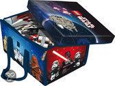 LEGO Star Wars Zipbin Toybox