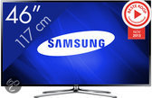 Samsung UE46F6400 - 3D LED TV - 46 inch - Full HD - Internet TV