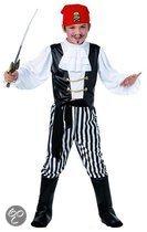 Piraten kostuum voor kinderen 122-134 (6-8 jaar)