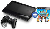 Foto van Sony PlayStation 3 12GB Super Slim + All Star Battle Royale