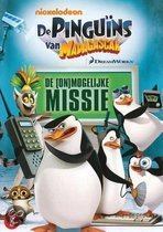 De Pinguïns Van Madagascar - De (On)mogelijke Missie