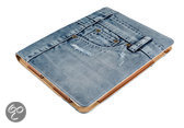 Jeans Folio Stand for iPad