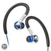 JVC HA-EBX86-A - Ear-clip Koptelefoon - Blauw