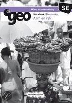 De Geo / 3/4 VMBO KGT SE arm en rijk / deel Werkboek