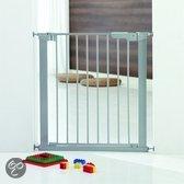 BabyDan - Premiergate deurhek - klemmodel - Zilver
