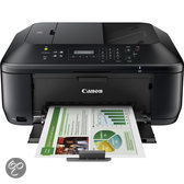 Canon PIXMA MX535 - All-in-One Printer