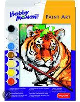 Paint Art - Tijger