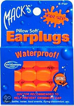 Macks Earplugs Kids Oordoppen