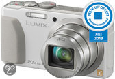 Panasonic Lumix DMC-TZ40 - Wit