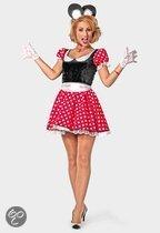 Minnie kostuum voor dames 38 (m)