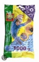 Strijkkralen SES: 1000 stuks lichtblauw (00714)