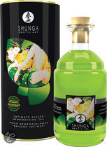 Shunga-Shunga Aphr. Oil Green Tea Organic-Massage