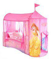 Worldsapart Bed Kasteelpeuterbed Disney Princess