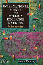 International Money And Foreign Exchange Markets