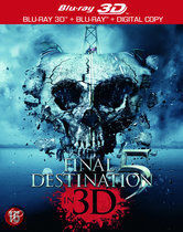 Final Destination 5 (3D+2D Blu-ray)