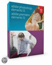 Adobe Photoshop en Premiere Elements 13 - Nederlands/ Windows / DVD