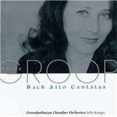 Bach: Alto Cantatas no 170, 35, 169 / Monica Groop, et al