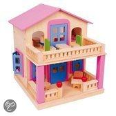 Base Toys Houten Poppenhuis
