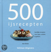 500 ijsrecepten