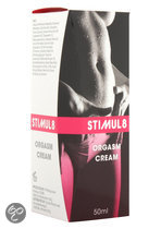 Orgasm Cream 50 ml
