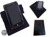 Acer Iconia Tab A200 - Premium Hoes - Cover met 360 graden draaistand - Kleur Zwart
