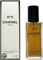 Chanel No. 5 Navulling for Women - 50 ml - Eau de Parfum