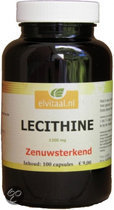 Elvitaal Lecithine 1200 100 cap