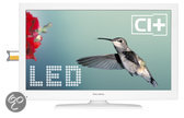 Salora 42LED7110C - LED TV - 42 inch - Full HD - Wit